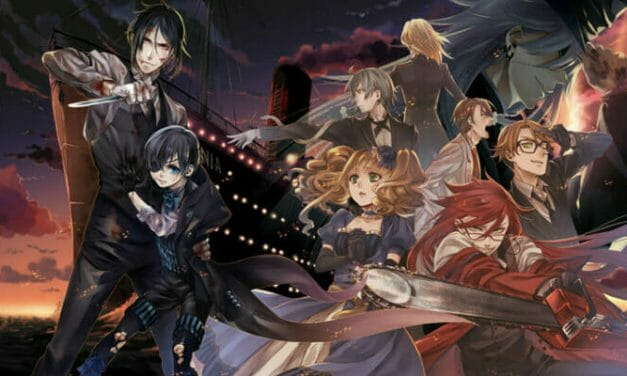 Funimation Opens Advanced Ticket Sales for Black Butler: Book of the Atlantic, Posts New Dub Trailer