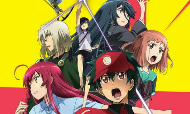 "Crunchyroll Adds ""The Devil is a Part-Timer"", ""Blood Blockade Battlefront"", 1 More To Digital Lineup"