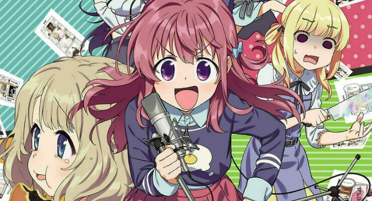 """Girlish Number Shura"" Manga Gets Anime Adaptation"