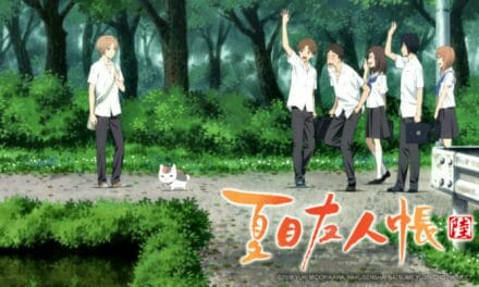 Crunchyroll Adds Natsume Yujin-cho 6 To Spring 2017 Simulcasts