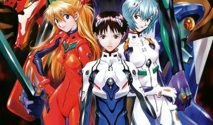 Neon Genesis Evangelion Hits Netflix Worldwide On 6/21/2019