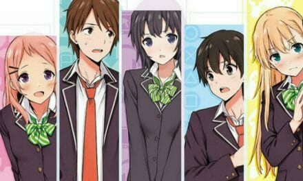 Main Cast, Visuals, & Theme Song Unveiled For Gamers! Anime Series