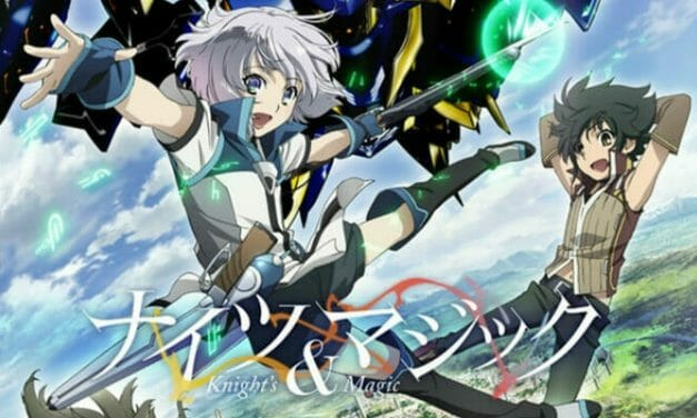 Crunchyroll Adds Knight's & Magic Anime To Summer 2017 Simulcasts