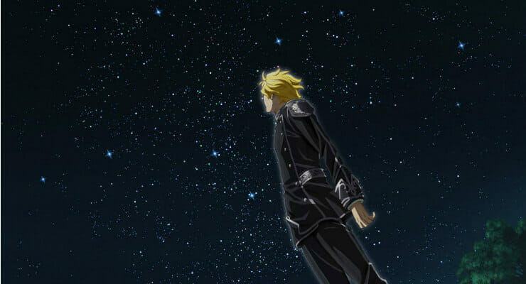 "New Visual for Production I.G.'s ""Legend of the Galactic Heroes"" Hits the Web"