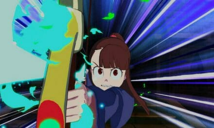 Little Witch Academia PS4 Game Confirms New Anime Footage & Bonus Game in new TV Spot