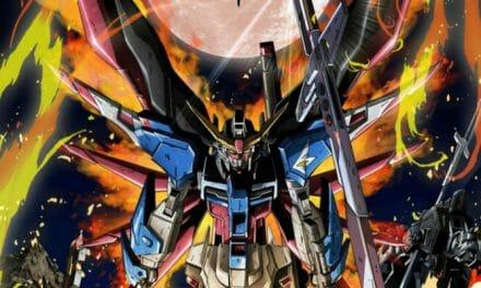 "Crunchyroll Adds ""Gundam Seed"" & ""Gundam Seed Destiny"" To Digital Lineup"