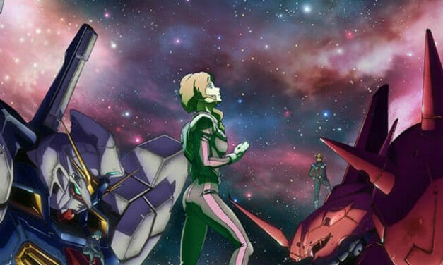 Second Mobile Suit Gundam Twilight AXIS PV Hits the Web