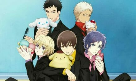 "First ""Sanrio Boys"" Anime PV Confirms January 2018 Premiere"