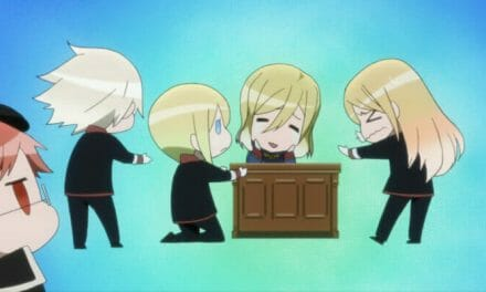 The Herald Anime Club Meeting 27: The Royal Tutor Episode 5