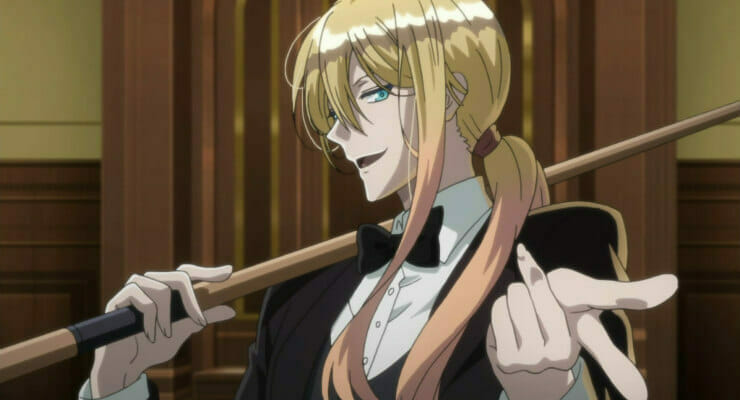 The Herald Anime Club Meeting 28: The Royal Tutor Episode 6