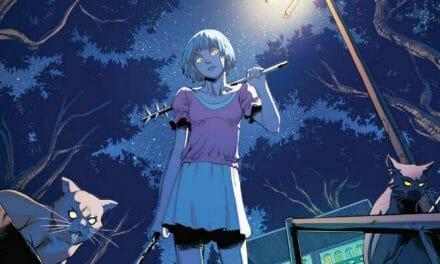 "Manga Entertainment Options ""Wayward"" Comic Series"