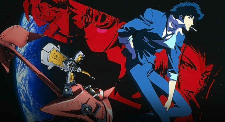 Live-Action Cowboy Bebop Series Casts Spike, Jet, Faye, & Vicious