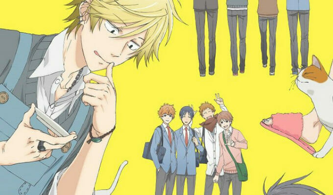 """First """"Hitorijime My Hero"""" PV Hits the Web; New Visual Also"""