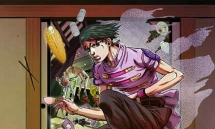 "Crunchyroll Expo To Screen Third ""Kishibe Rohan wa Ugokanai"" OVA"