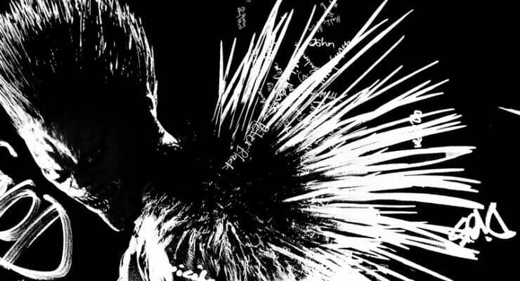 Ryuk Appears In Poster For Netflix's Death Note Flick