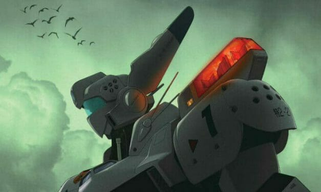 Kazunori Ito & Maki Taro Attached to Patlabor EZY Anime Project