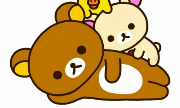Rilakkuma Stop-Motion Anime to Stream on Netflix