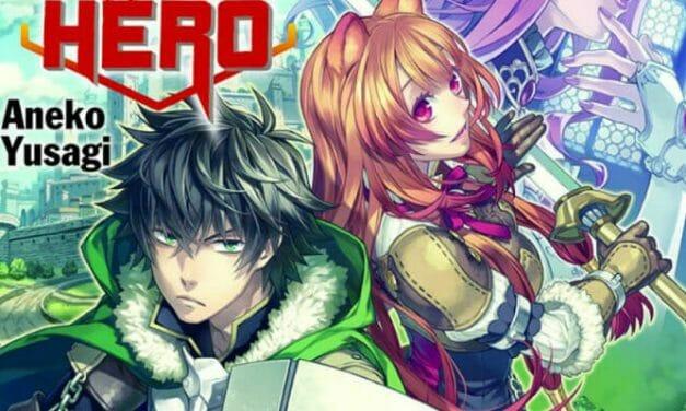"Aneko Yusagi's ""The Rising of the Shield Hero"" Gets Anime Adaptation"