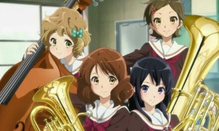 Sound! Euphonium: Todoketai Melody Movie's PV, Visual, & Premiere Date Unveiled
