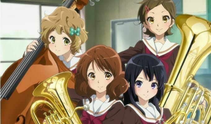 Sound! Euphonium Gets Two Theatrical Films in 2018