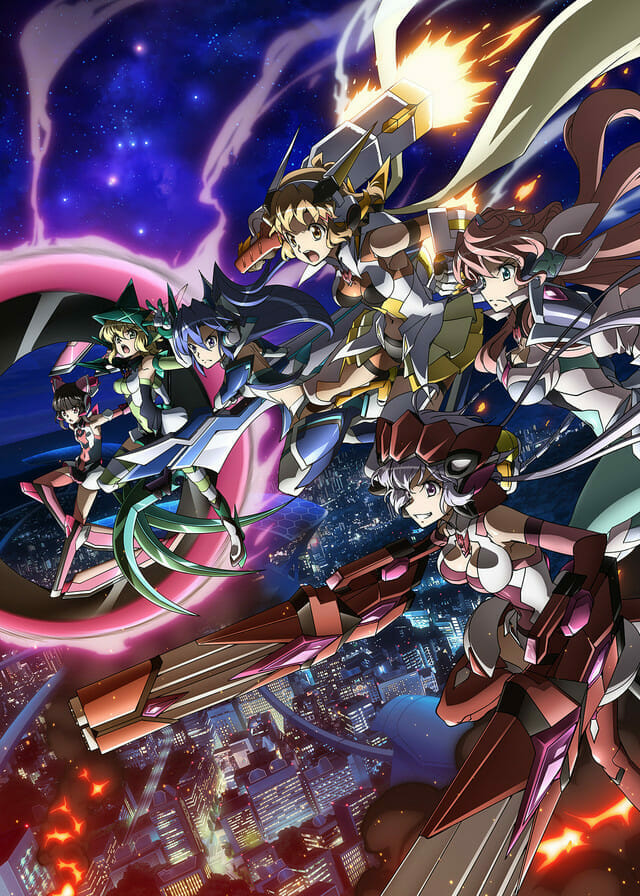 Symphogear AZX Visual