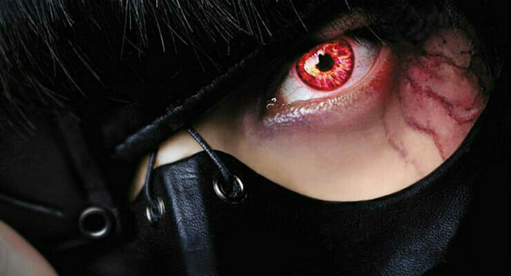"Funimation Acquries Live-Action ""Tokyo Ghoul"" Flick"