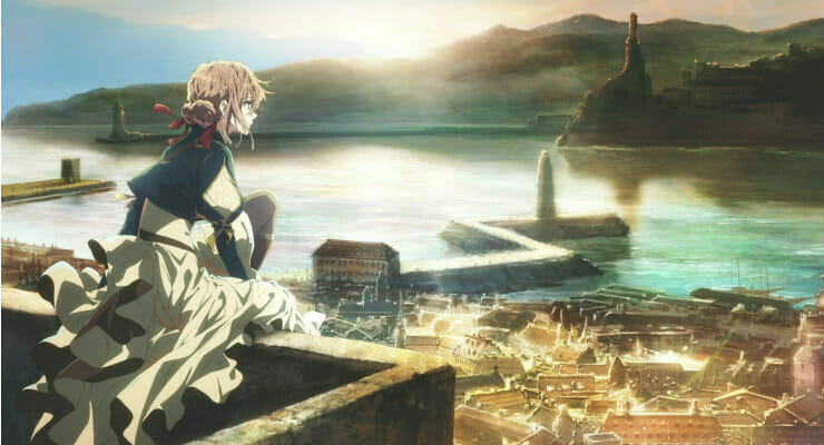 Reports: Violet Evergarden Gets Anime Movie in January 2020