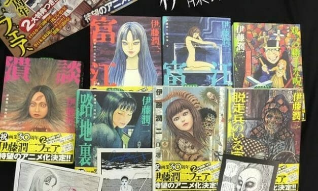 Fans Are Finally Getting An Anime Adaptation of a Junji Ito Manga