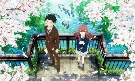 "Eleven Arts Unveils ""A Silent Voice"" English Trailer, 10/20 Premiere"