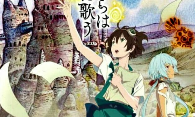 Children of the Whales Anime Launches on Netflix