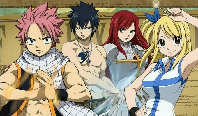 Fairy Tail's Final Season Premieres in October 2018