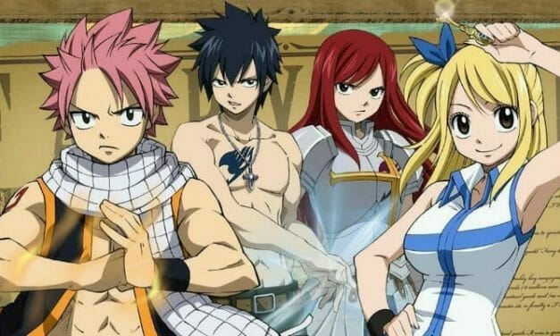 Fairy Tail's Final Season Gets a Second Visual