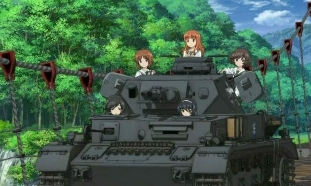 Theme Song Artists Unveiled For Girls und Panzer Finale Project