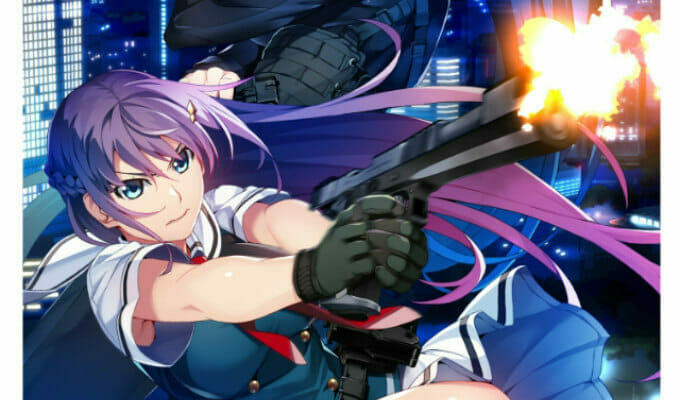 Grisaia: Phantom Trigger Anime Gets 90 Minute Screenings; 2nd Trailer & Visual Revealed