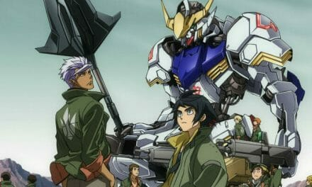 "Funimation Shows Off ""Mobile Suit Gundam: Iron-Blooded Orphans"" Season 1 LE (Plus the Gunpla)"