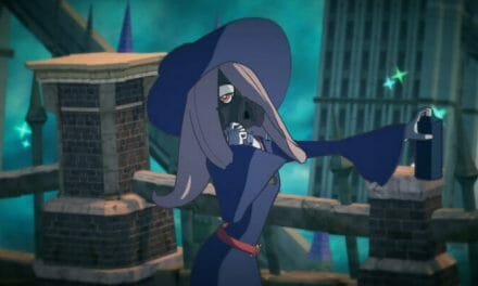 33 Minutes of Little Witch Academia: Chamber of Time Shown Off