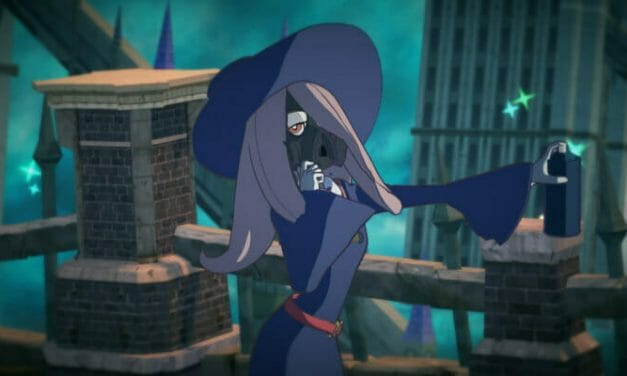 Little Witch Academia: Chamber Of Time's Second Trailer Shows off Anime Cutscenes