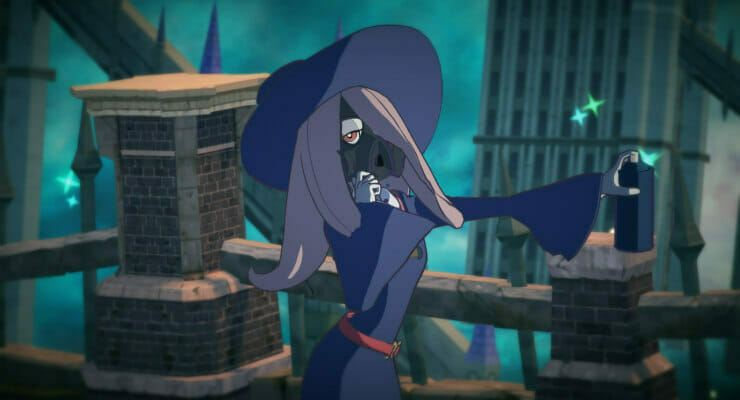Little Witch Academia: Chamber Of Time's Intro Movie Hits the Web