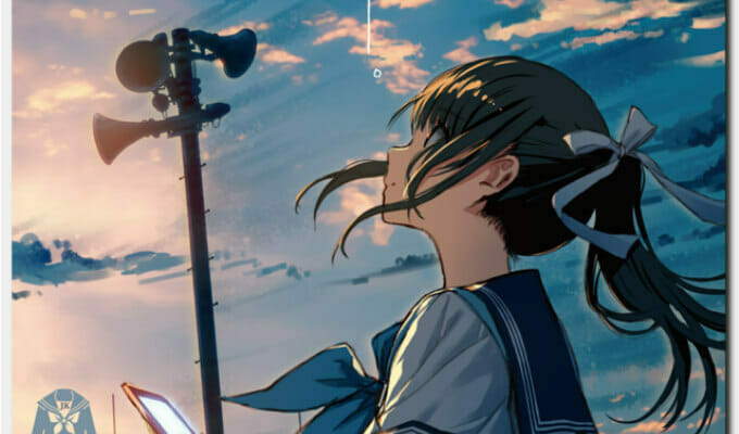 """Mainichi JK Kikaku"" Illustration Project Gets Anime Adaptation"