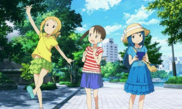 Sentai Filmworks Licenses Mitsuboshi Colors, Plans HIDIVE Simulcast