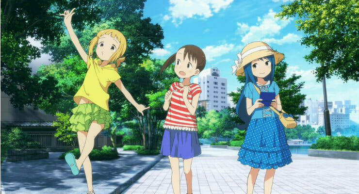 Sentai Filmworks Licenses Mitsuboshi Colors, Plans HIDIVE Simulcast