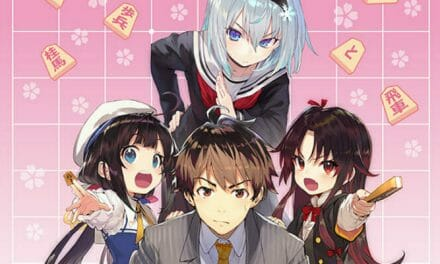 Ryūō no Oshigoto! Lights Novels Get Anime TV Series