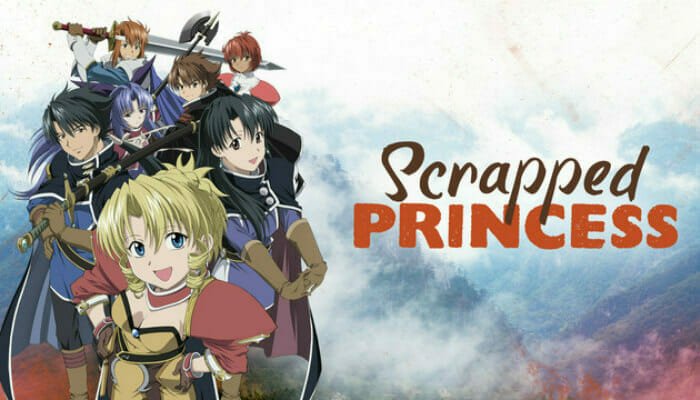 Crunchyroll Adds Scrapped Princess, Gungrave, 2 More to Digital Lineup