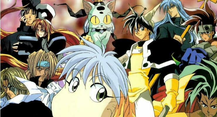"""""""Houshin Engi"""" Manga To Get New Anime Adaptation"""