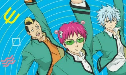The Disastrous Life of Saiki K. Gets Netflix Original Anime Project