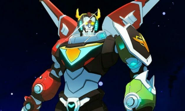 Voltron: Legendary Defender Previews 4th Season in Teaser Clip
