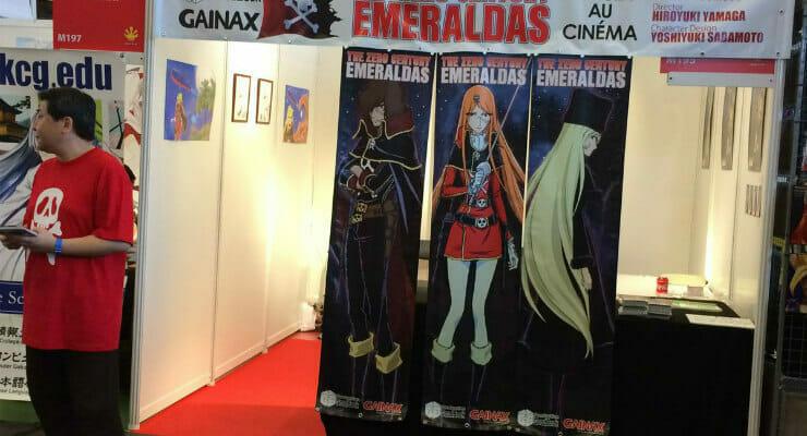 "Gainax Producing Leiji Matsumoto's ""Zero Century"" Anime Film Trilogy"