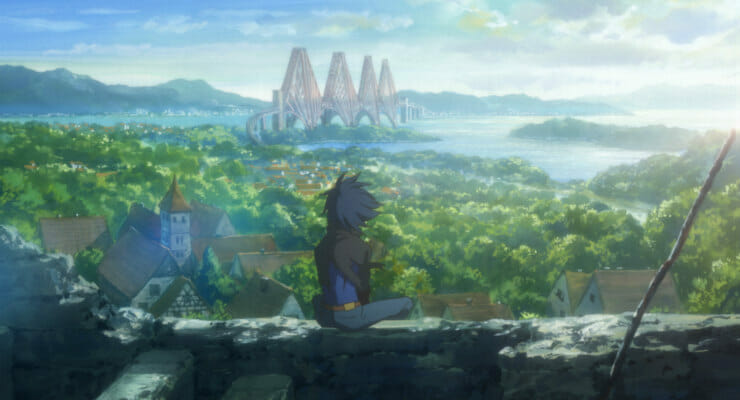 B: The Beginning Anime Gets New Trailer & Key Visual