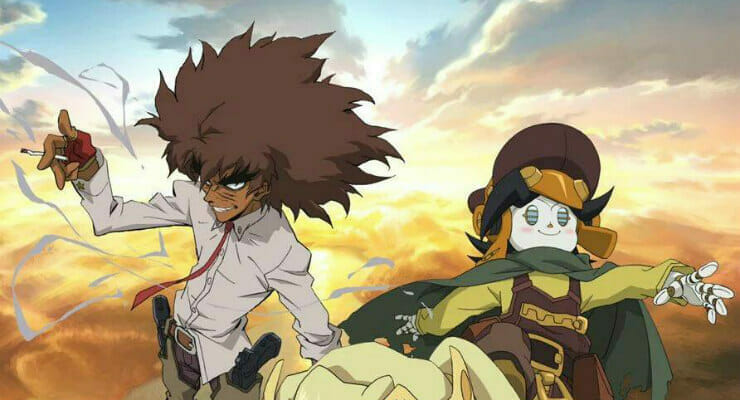 Netflix To Stream Cannon Busters Animated Series Anime Herald