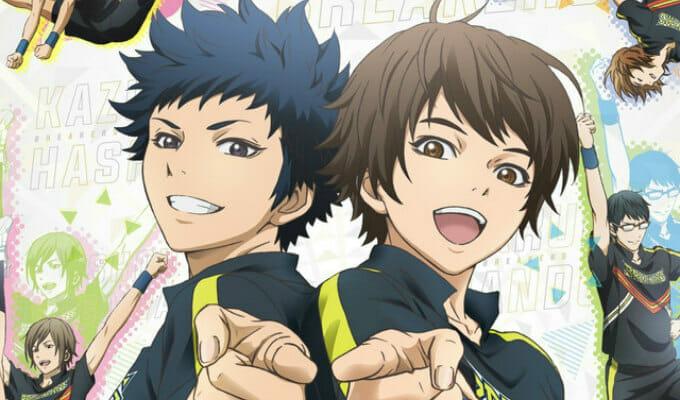 """Crunchyroll Adds """"Cheer Boys!!"""", """"Kingdom"""" Season 1"""